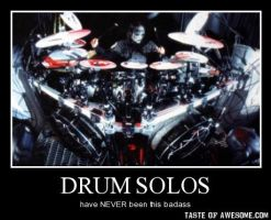 Drum Solos by thomasisnotmyname14