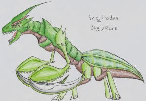 Contest Entry-Scythodea by TRXPICS