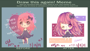 Draw this again! 3 by Sueweetie