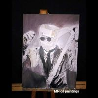 The invisible man by mike-nesloney