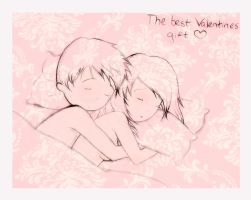 Sleeping with you is... by SugarAsh182