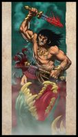 Conan by Powell 1 by KevinJConley1