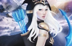 Ashe: The Frost Archer by Kaira27