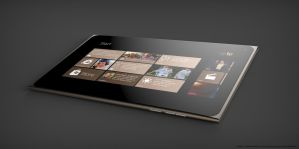 Nokia 2 Concept Tablet by JonDae