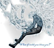 Angel sanctuary - Wallpaper by fallenangelbex