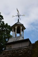 DSC 0045 Clocktower, Bellcote and Weathervane 2 by wintersmagicstock