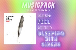 Sleeping With Sirens - Feel {Album} #MusicPack by AlwaysBeginAgain