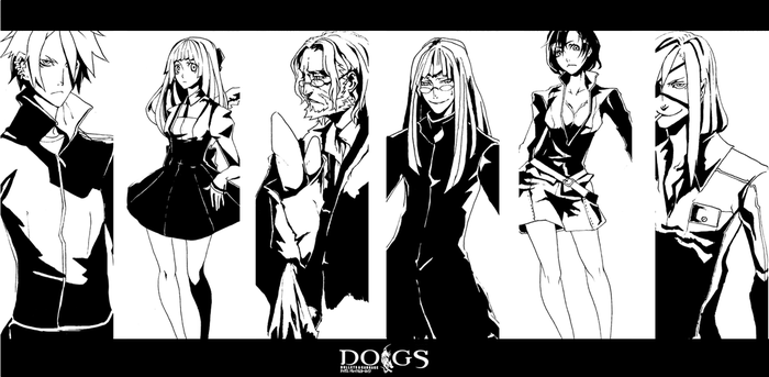 DOGS - Bookmarks by 2013