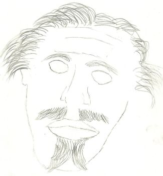 I drew Bernini by Emildjango