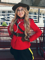 APH: Mountie Canada by archaicacid