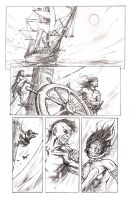 Dust Page 1 pencils by dfbovey