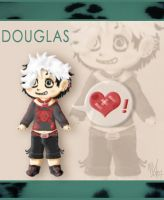 Doug -Dog-  : Chibi ref. by CrimsonEscapist