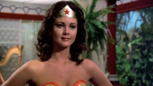 Lynda Carter | Wonder Woman by c-edward
