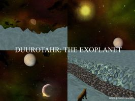 Duurotahr: The Exoplanet (WIP) by Dirty-Couch