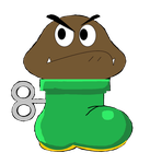 Goomba Shoe by Admin2845