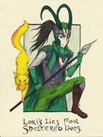 Loki Card Design by Mistress-of-Nochs