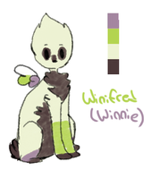 Winifred Ref by TLartist