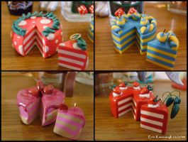 1 Tiered Cakes 1 - 4 by Noviel