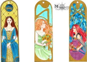 Bookmarks by Morrigan22