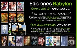Gana / Win novela-comic by ediciones-babylon