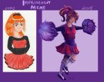 Improvement meme: Cheerleader by Tessay