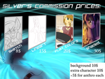 New Prices by Silverfox057