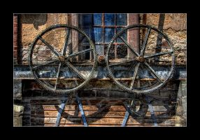 Old Gears by 2510620