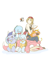 Best Team EVER. by floppyneko
