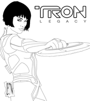TRON: Legacy by DarkFurianX