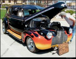 Larry's 40 Chevy by colts4us