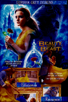 +BEAUTY AND THE BEAST ID by LupishaGreyDesigns