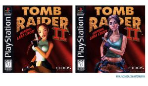 Tomb Raider 2 Cover Remake by JJwinters