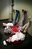 The Evil Within Cosplay - Razzle Dazzle by LadyofRohan87