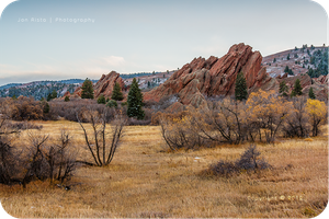 .: Roxborough State Park - Early Winter :. by jon-rista