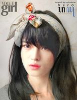 Kim Jae Joong Vogue Girl by valicehime