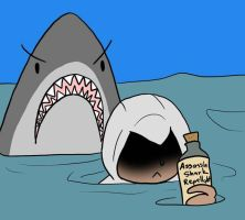 Assassin Shark Repellent by Kaxen6