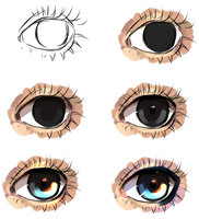 quick eye step by step by ryky