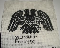 Off-Centered Emperor Protects by lakidaa