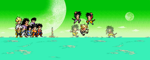 Goku's Battle To The Death by DragonSoul2004