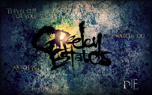 Greeley Estates Wallpaper by Gillfeesh