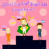 Congratulations Germany! by Thata-chann
