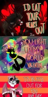 valentines by chestire