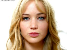 Jennifer Lawrence Takes You Into The Arena by IMustObey21