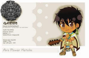 APH Aztec Empire Profile by sweet-choco-cream