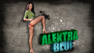 Alektra Blue by Photshopmaniac