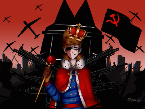 You Can Call Me The King Or The Ruler by STRAY-KAGE