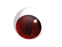 Dat eye (3D character WIP) by MadRacer