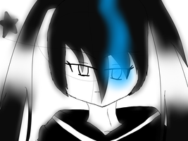Black Rock Shooter by regluarshow220