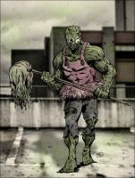 Toxie by BrattyBen Colored by centric-prometheus
