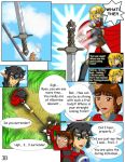 The Legend of Zelda : Lurking Shadows p.38 ENG. by Mynhphrah